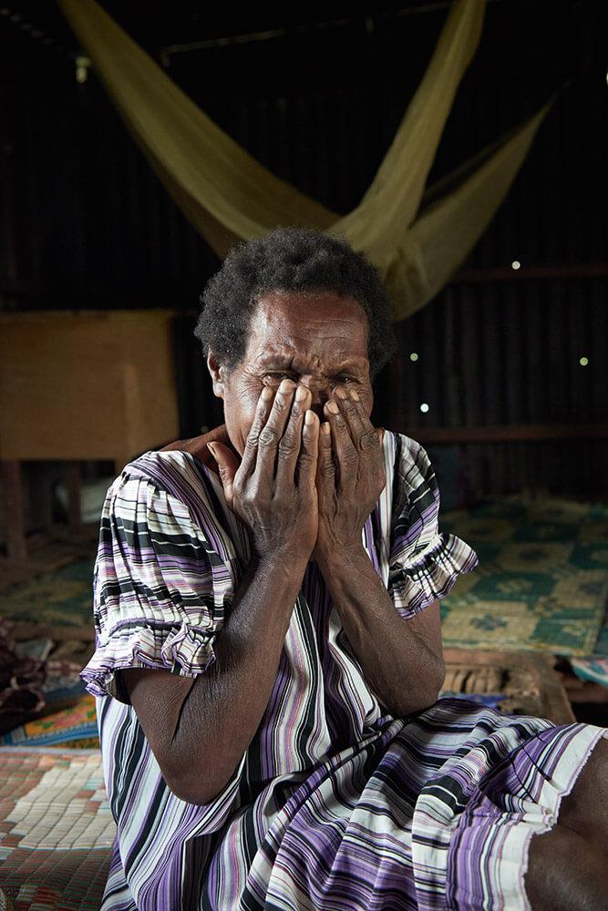 Sanguma Gambu Papua New Guinea