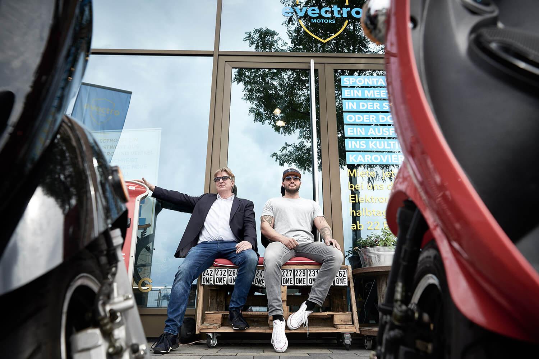 Matthias Lemcke Evectro E-Mobility