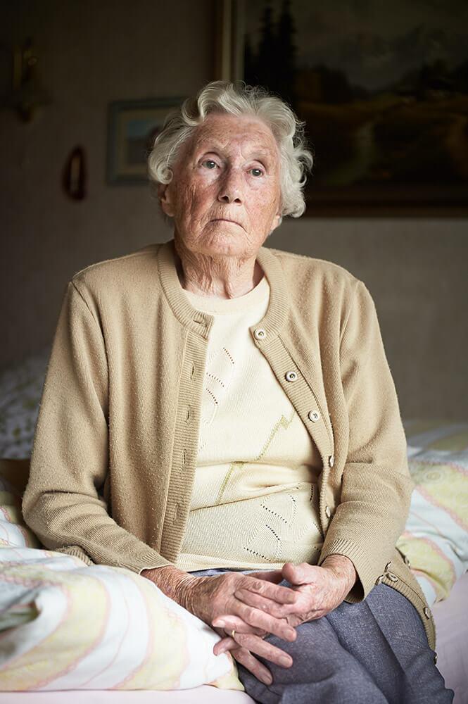 89-year old Lisa Reese