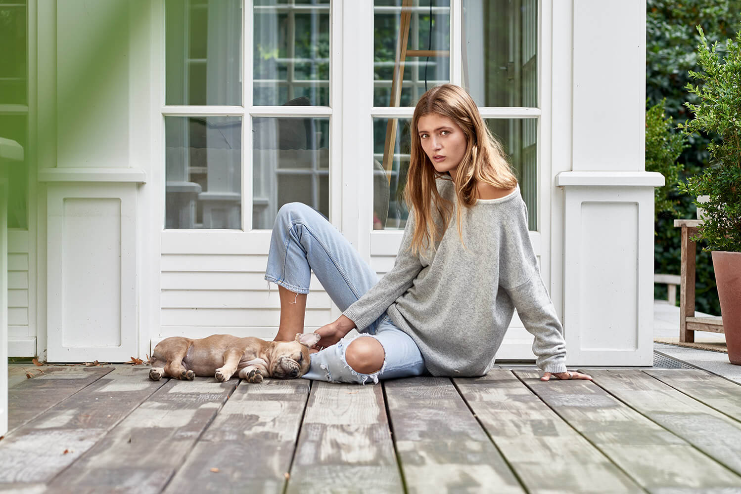 Barefoot Living Lilli Schweiger Fashion