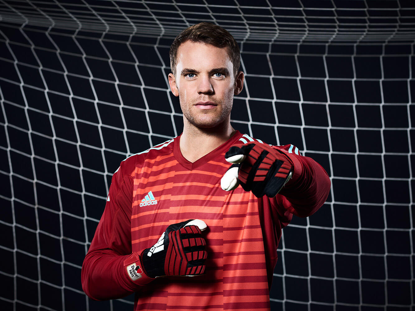 Manuel Neuer Doppelherz Queisser Pharma I want you